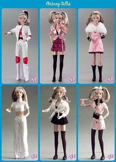 Britney Spears Dolls by j.auston, via Flickr