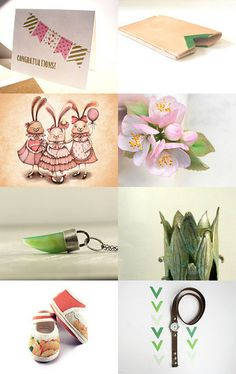 Sweet day by maya ben cohen on Etsy--Pinned with TreasuryPin.com