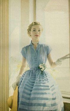 Summer Dress by R.K. Originals 1950's