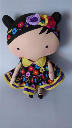Tilda Toy Bebé Rosita Ensueños de trapo Elaborada a mano esta muñequita Tilda sweetheart doll