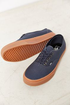 Vans Authentic Gum-Sole Sneaker - Urban Outfitters