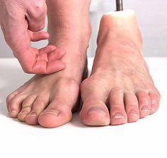 The Alternative Limb Project - Realistic foot anatomy prosthesis. #altlimbpro thealternativelimbproject.com
