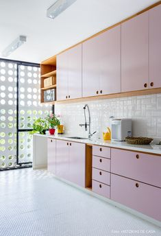 Excellent modern kitchen room are available on our site. Pastel Kitchen Decor, Home Decor Kitchen, Home Kitchens, Eclectic Kitchen, Small Kitchens, Dream Kitchens, Rustic Kitchen, Kitchen Furniture, Wood Furniture