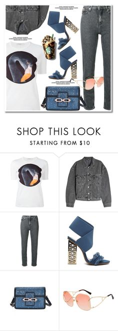 """""""Coffee Date"""" by paculi ❤ liked on Polyvore featuring Givenchy, Yeezy by Kanye West, Calvin Klein and CoffeeDate"""