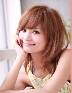 * Easy! One Carl midi * / * simple! One Carl Midi * | hairstyle | HAIR DIMENSION 4 / Hair dimension for [Minato-ku, Tokyo]