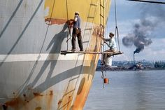 Boat Scrapers 1Fred Herzog