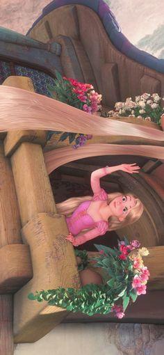 Disney Rapunzel, Disney Pixar, Disney Films, Disney E Dreamworks, Disney Icons, Disney Cartoons, Disney Art, Nemo Wallpaper, Tangled Wallpaper