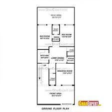 Image Result For 20 X 60 Homes Floor Plans Luxury House Plans Indian House Plans House Map