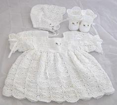 Crochet Open Crescent Dress Bonnet and by mycrochetboutique, $48.00