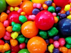 Wonka Candy - Nerds and Everlasting Gobstoppers