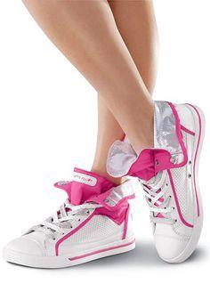 Convertible High Top Sneaker - Gotta Flurt