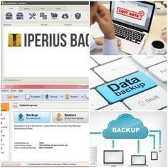 Backup ur Data Daily before it gets lost - What is Backup ? Backup is an alternative option when the main services or any things or any particular activity is not available or malfunctioning or not working when needed or required to use. Here we help u with Data Backup Facility, its management