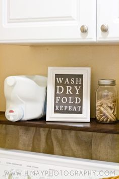 Laundry Room printable