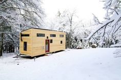 350 Square Feet For $22k: The Tiniest, Most Brilliant Home We've Seen - HouseBeautiful.com