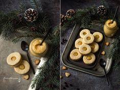 Citromkrémes linzer   sutisdobozoom Cake Cookies, Food And Drink, Photos, Pictures