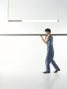 Linear lights | Suspended lights | Tube | lichtprojekte. Check it out on Architonic