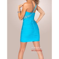Homecoming Dresses for Teens | mini turquoise short cocktail prom dresses for teenagers h2mfb27