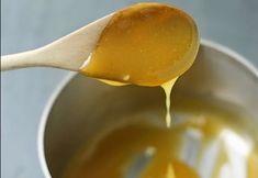 a Love a fare — Three Ingredient Orange Glaze Cream Patisserie, Kitchen Hacks, Cantaloupe, Deserts, Sweets, Baking, Fruit, Tableware, Easy
