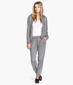 H&M Fine-knit Jogging-style Pants $29.95