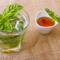 Basil Leaf Juice And Honey...asthma home remedies