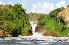 Travelling to Uganda's Murchison Falls to feel what it might have been like for the intrepid explorers of old.