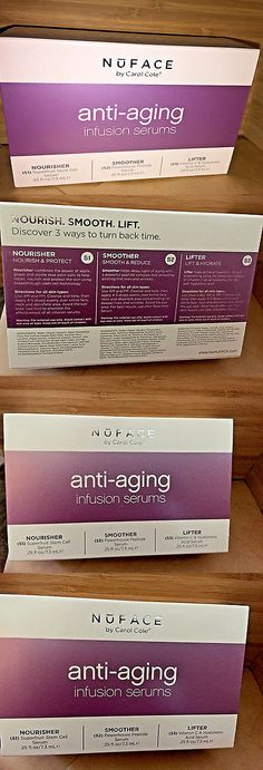 Anti-Aging Products: Nuface Anti-Aging Infusion Serum Trio Pack New~Free Ship -> BUY IT NOW ONLY: $38.74 on eBay!