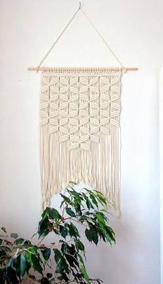 Free shipping when you get 2 Wall tapestry hand weaving