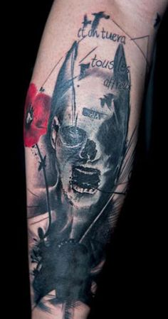 Horror Tattoo by Buena Vista Tattoo Club