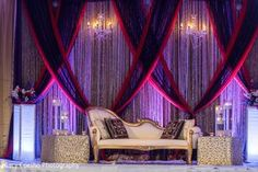 Please enjoy these beautiful Indian wedding Photographer images our team took on this gorgeous sunny day of Gaurang & Janani Wedding Stage Backdrop, Wedding Hall Decorations, Tent Decorations, Engagement Decorations, Stage Backdrops, Wedding Backdrops, Wedding Ideas, Indian Reception, Arab Wedding