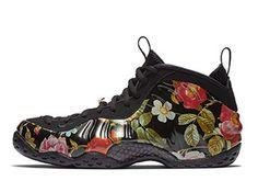 Nike Air Foamposite One Floral 314996-012 Store List a9e9f3d235087
