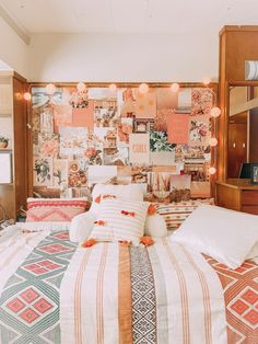 College dorm All College Students Need This dorm room decorating quiz This is the niceideas to your dorm room to decorateit. The post College dorm All College Students Need This dorm room decorating quiz This is t… appeared first on Baby Room Ideas. Apartment Inspiration, Bedroom Inspiration, Dorm Room Designs, Bedroom Designs, College Dorm Decorations, College Room Decor, Cute Room Decor, Wall Decor, Diy Wall