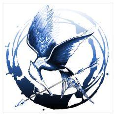 The Hunger Games Mockingjay Part 1  Serafini Amelia  Hunger Games- Mocking Jay  She's The Mocking Jay Catching fire  Art