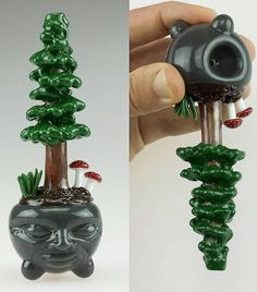 Love this piece! Checkout our glass collection at: http://simplesmokeshop.com/