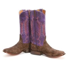 a439d869 BootDaddy Men's Collection with Rios of Mercedes Hippo Chocolate Cowboy  Boots #westernwear #cowboy #