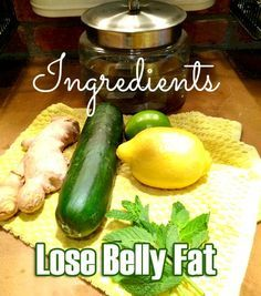 Amazing Home Remedies to Lose Belly Fat