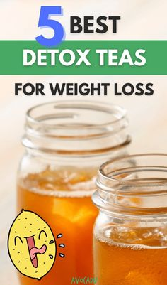 Detox teas are a great way to hit the reset button, and clean out icky toxins that are lingering in your body. But not all teas are created equal! Here are our top five favorite detox teas to help you slim down and boost your health. #avocadu #detoxtea #weightloss #flatbelly #healthydrink Detox Tips, Detox Recipes, Detox Drinks, Healthy Drinks, Healthy Eating, Weight Loss Diet Plan, Weight Loss Tips, Reset Button, Best Detox