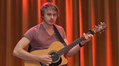 Australský kytarista Joe Robinson: Nashville je pro hudbu skvělé místo– Novinky.cz