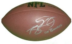 """Denver Broncos Brock Osweiler Autographed NFL Wilson Composite Football Featuring """"Go Broncos"""" Inscription! Proof Photo by Southwestconnection-Memorabilia. $129.99. This is a Brock Osweiler autographed NFL Wilson composite football with """"Go Broncos"""" inscription!  Brock has signed the football in silver paint pen for us. Check out the photo of Brock signing for us. Proof photo is included for free with purchase. Please click on images to enlarge. 2"""