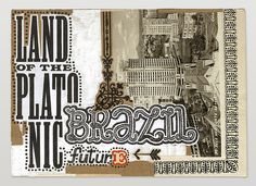 Platonic Postcard: Front