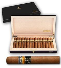Cohiba Siglo VI Gran Reserva - 15 cigars / The FIRST EVER Gran Reserva concept means the best of what Habanos has ever made. The best Cuban tobacco leaves harvested in 2003 have been selected, fermented and inspected for a long period of five years