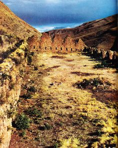 une collecte: The Incredible Incas and Their Timeless Land
