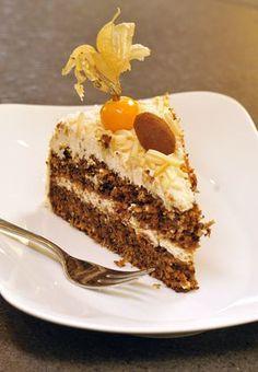 Filip Sajler a Ondřej Slanina v oblíbené kulinářské show Carrot Cake, Sweet Recipes, Tiramisu, Banana Bread, Carrots, Cheesecake, Deserts, Dessert Recipes, Food And Drink