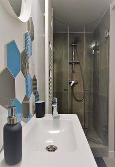 Kis terek, nagy lehetőségek: Hadnagy Timi munkája - Rokfort Home Flat Ideas, Tiny Spaces, Mini, Bathtub, Interior Design, Bathroom, Home Decor, Check, Blog