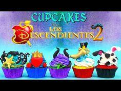Disney Descendants Birthday Party Ideas and Themed Supplies The Descendants, Decendants Cake, Disney Decendants, Disney Cupcakes, 6th Birthday Parties, 7th Birthday, Birthday Ideas, Cupcakes Gourmet, Cupcake Recipes