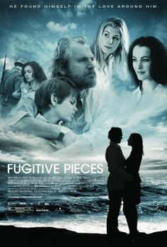 Fugitive Pieces (2007) This stirring tale centers on Jakob Beer, a Jewish immigrant haunted by the murder of his family at the hands of the Nazis during World War II. Robbie Kay, Monika Schurmann, Nina Dobrev...TS drama