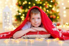 Новогодняя детская съёмка
