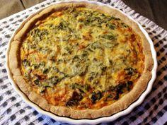 Quiche di grano saraceno con spinaci e pomodori secchi Fodmap Diet, Low Fodmap, Quiche, Fodmap Recipes, Healthy Dishes, Buckwheat, Picnic, Cooking, Breakfast