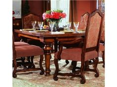 Waverly Place Refectory Table 366-75-207