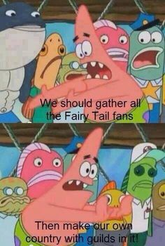 Fairy Tail fans.