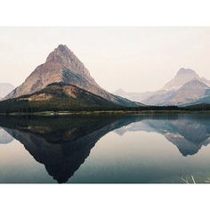 #GlacierNationalPark Swiftcurrent Lake. Moments like this are best spent with coffee and a friend. #thoumayestadventure  #mountains #adventure #hiking by thou_mayest